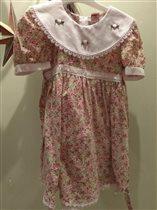 Платье новое 110см