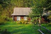 Деревня Иглино летом