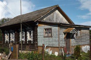 Деревенский дом в Костромской обл. деревня Мисково