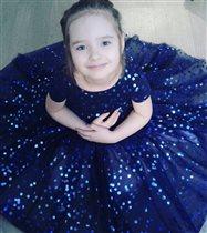 Принцесса-голубоглазка