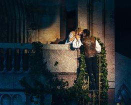 Ледовое шоу 'Ромео и Джульетта'
