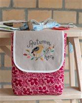 Осенняя сумка от Лены Скакун
