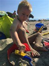 Забавы с песком - дело серьёзное.