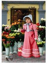 Девушка с цветами! :)