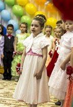 Первый выпускной нашей принцессы