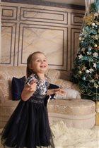 Маленькая фея на сказочном балу