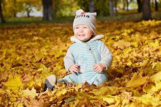 Самая искренняя улыбка-улыбка маленького ребёнка!