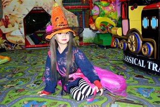 маленькая фея на карнавале