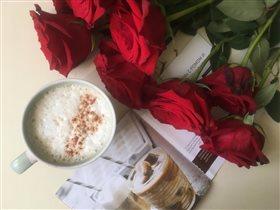 Хороший день начигается с роз