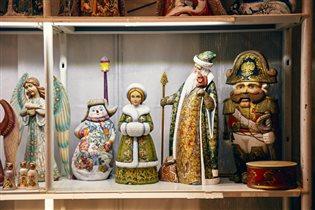 Старейшая юбилейная рождественская ярмарка подарков откроется в ЦДХ!