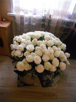Розы прекрасные от любимого