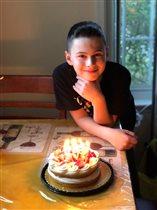День рождения, светлый праздник