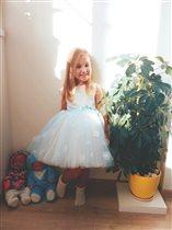Для принцессы главное улыбка :)