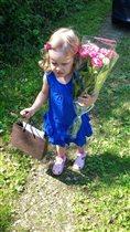 Принцесса на Дне рождения бабушки