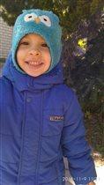 Мой солнечный мальчик! Моя любимая улыбка!