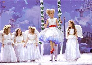 Новогодний мюзикл «Всему своё время, или Чудеса за два часа»