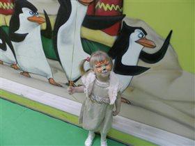 Принцесса Виолетта отмечает 3 годика)))