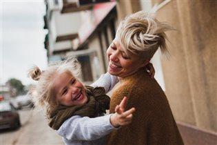 Улыбка для любимой Мамочки