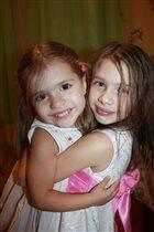 Мои дочки-улыбашечки