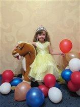 Принцесса едет на бал