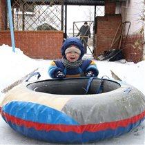 Зимняя забава!