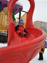 Зима - это весело!