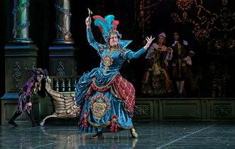 Новогодняя премьера в Театре Наталии Сац – балет «Спящая красавица»