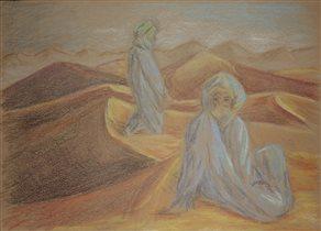 Образы пустыни