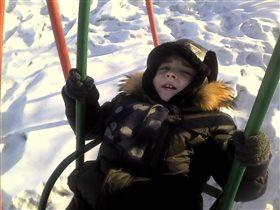зимой тоже весело