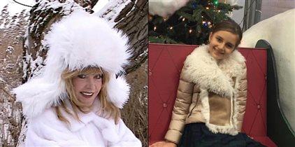 Алла Пугачева и единственная внучка Клавдия: кто на кого похож