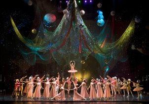 Новогоднее волшебство в Театре Наталии Сац