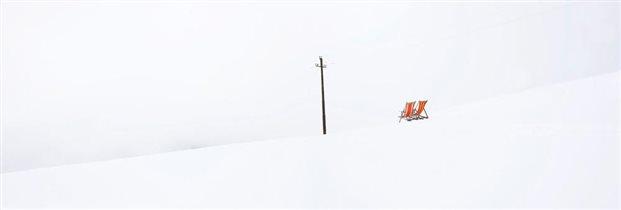 Доломитовые Альпы: зимняя выставка фотографий WHITE во Флоренции