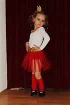 Маленькая принцесса Валерия