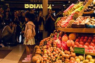 United Colors of Benetton: первый показ в Москве