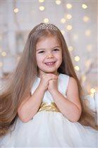 Маленькая принцесса верит в чудеса