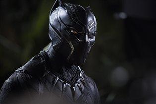 MARVEL «Чёрная Пантера»: видео и новые кадры из фильма