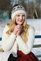 Зимой греют улыбки любимых