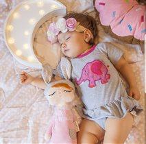 Спи моя радость усни. Розовые сны
