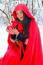 яркая зима