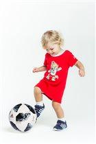 Коллекция детской одежды к Чемпионату мира по футболу FIFA 2018 в России™