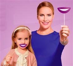 Ополаскиватель для полости рта Listerine® - благотворительная 'Операция Улыбка'