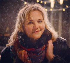 Снежная декабрьская ночь...