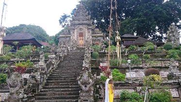 Остров Бали, ворота храма