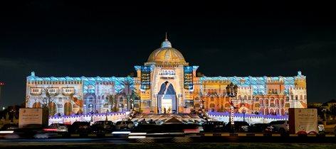 Шарджа: фестиваль света в культурной столице ОАЭ