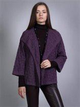 Эффектный жакет фиолетовый  Spencer