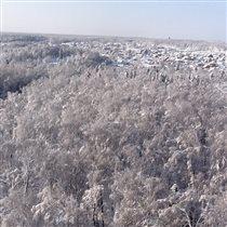 После снегопада века