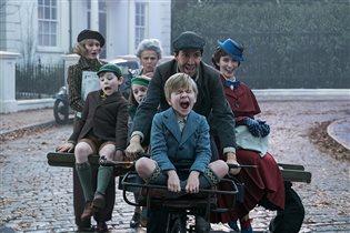 «Мэри Поппинс возвращается»: первый трейлер и кадры из фильма