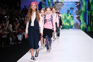 Новые коллекции детской одежды: лето и осень от бренда Acoola