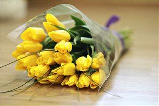 Тюльпаны - дивные цветы!