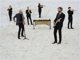 Космическое полнокупольное шоу оркестра Mooncake в Московском Планетарии
